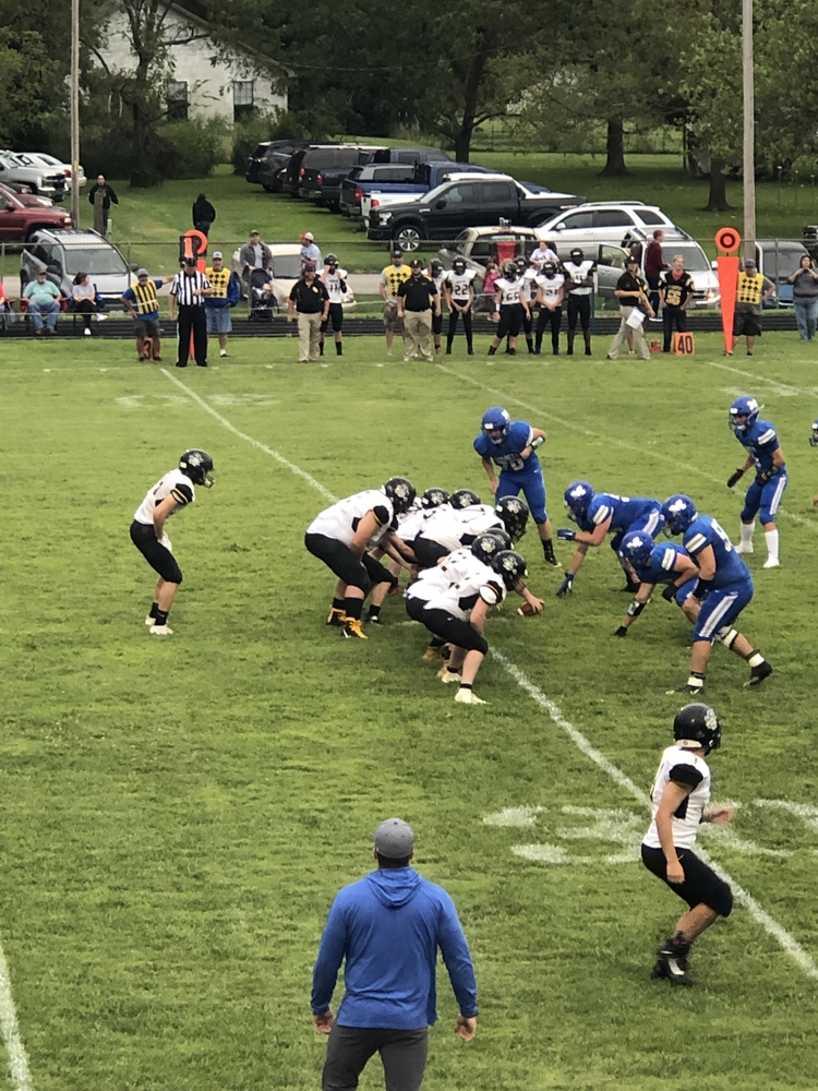 Pleasant Hope Football kicks off season in Marionville Aug. 30th, 2019