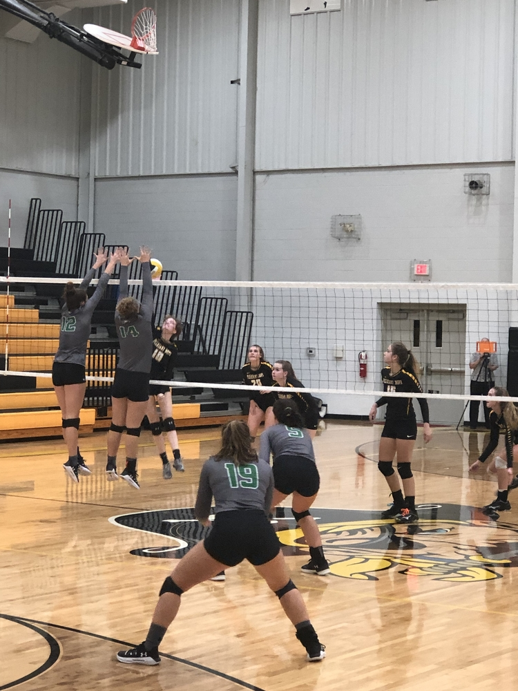 Pleasant Hope falls to Pierce City 16-25, 25-21, 25-21