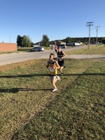 Varsity Boys Cross Country compete at Pleasant Hope Invitational today