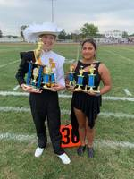 Pirate POWER Band takes 1st Place Again