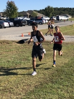Junior High Cross Country competes at Pleasant Hope Invitational