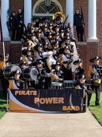 2019 Pirate POWER Band Success!!