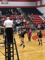 Pleasant Hope Volleyballers defeated by Stockton in MSHSAA District Play