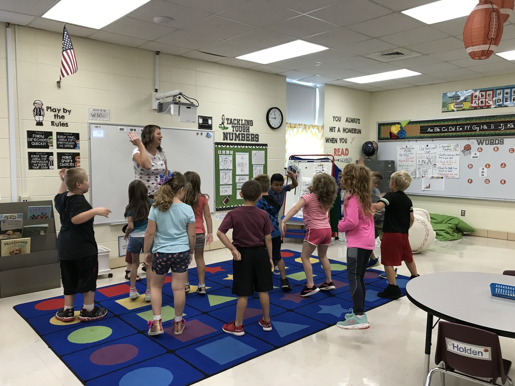 Dancing to Sight Words