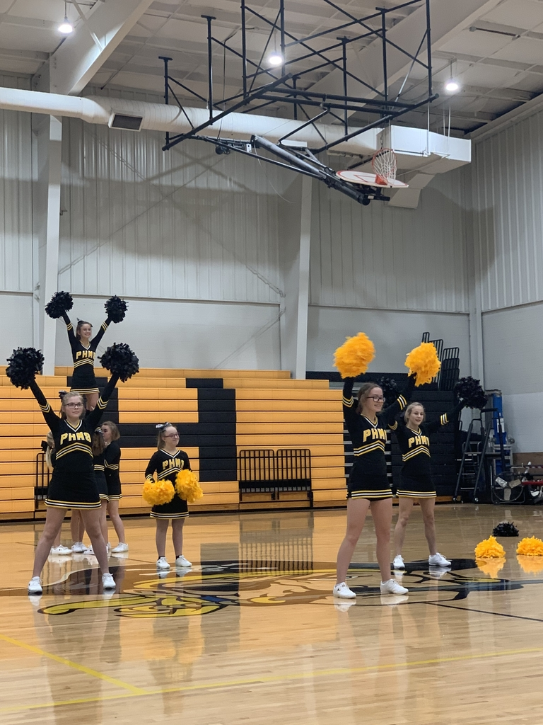Cheer leading stunt