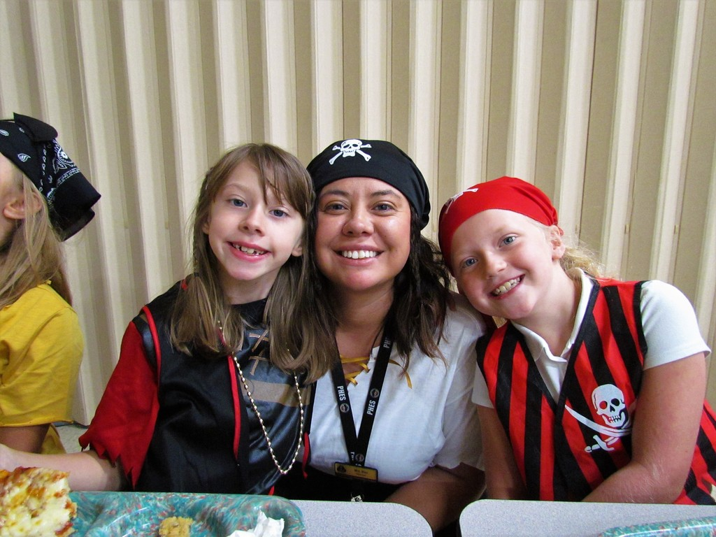 Pirate Day at PHES