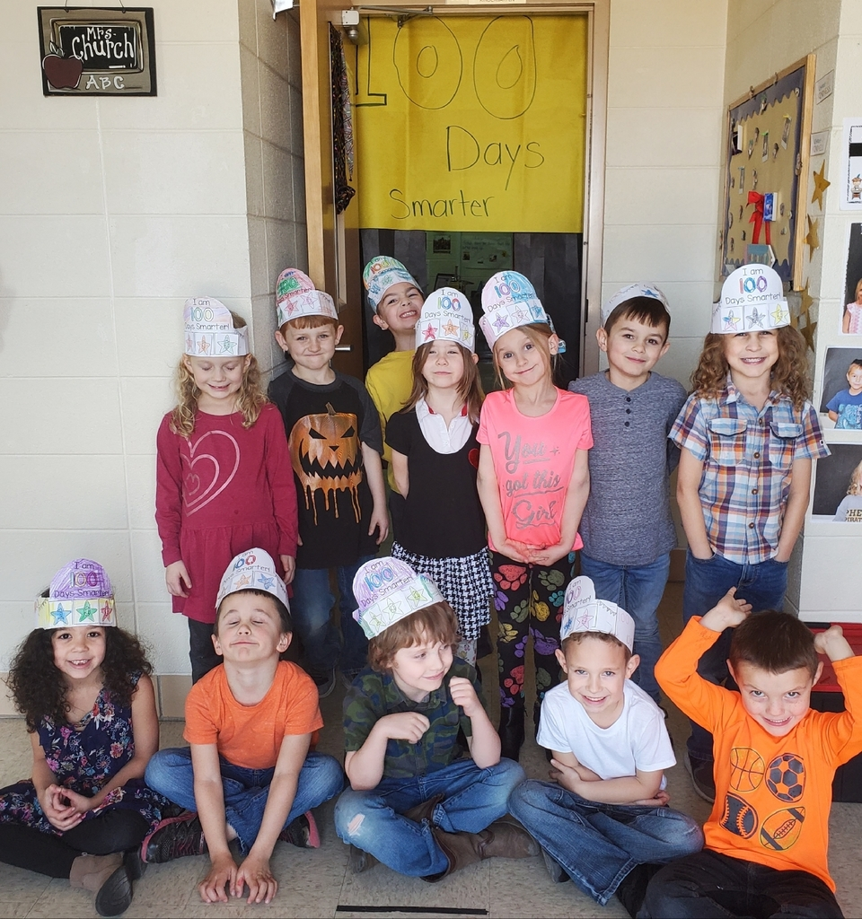 Mrs. Church's kindergarten class!