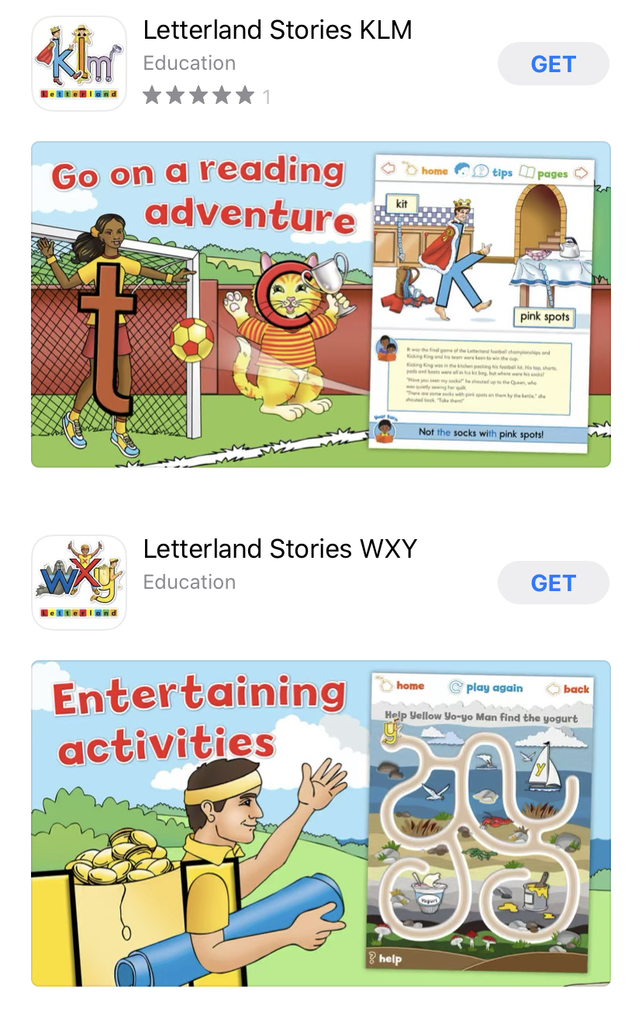 Free Phonics Downloads