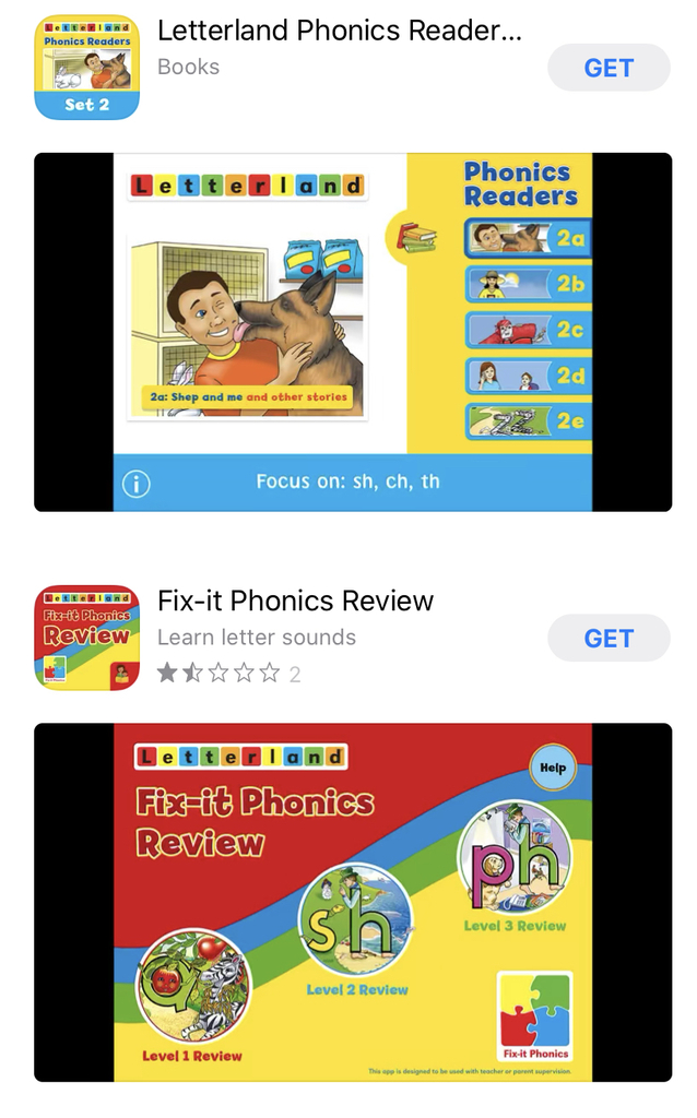 Free Phonics Download